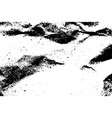 grunge black and white texture background use vector image vector image