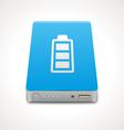Portable Power Bank vector image