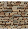 Seamless Stone Texture vector image vector image