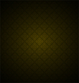 thai pattern background vector image vector image