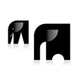 The elephant vector image vector image