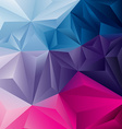 Edgy abstract background vector image vector image