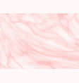 marble pattern white and pink marble textu vector image