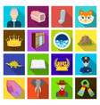 tourism business nature and other web icon in vector image vector image