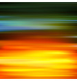 abstract motion blur background vector image vector image