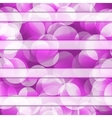 Abstract seamless purple background vector image vector image