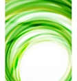 Business color swirl minimal design template vector image vector image