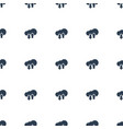 download upload cloud icon pattern seamless white vector image vector image