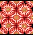 Floral 3d seamless pattern