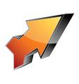 graphic arrow vector image vector image
