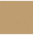 Kraft recycled paper texture vector image vector image