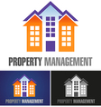 Property Management vector image vector image