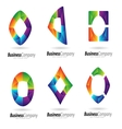 Business Corporate Logo vector image