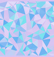 abstract background with color triangles vector image