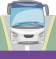 bus a vector image vector image