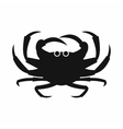 Crab icon simple style vector image vector image