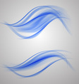 Abstract lines for background vector image