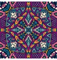 abstract ethnic indian seamless pattern tribal vector image vector image