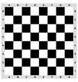 chess board seamless pattern background chessmen vector image vector image