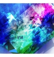 Abstract modern colorful background vector image vector image