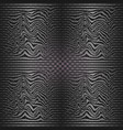 distorted abstraction seamless vector image