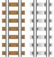 rails 03 vector image vector image