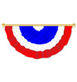 united kingdom bunting vector image vector image