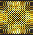 gold bokeh pattern background luxury gold pattern vector image vector image