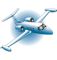 Jet vector image vector image