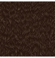fur pattern vector image vector image