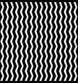 seamless monochrome abstract pattern on a white vector image vector image