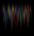 abstract background with bright blurred lines vector image