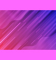 abstract modern colorful blue pink gradient wave vector image vector image