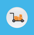Delivery Object vector image