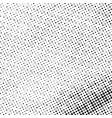 halftone overlay texture vector image vector image