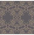 Vintage Spring floral damask pattern vector image vector image