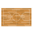basketball sport court scene icon