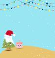 Christmas03X vector image vector image