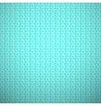 Abstract aqua elegant seamless pattern Blue and vector image