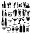 beverages icon vector image vector image