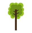 tree ecology symbol icon vector image