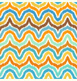 ink fabric pattern vector image vector image
