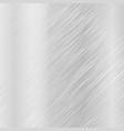 metal scratched texture vector image vector image