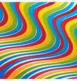 abstract background design waves vector image vector image