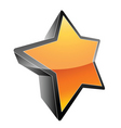 bo star vector image