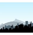 Rio De Janeiro vector image vector image