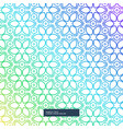 creative colorful flower style background vector image vector image