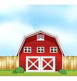 Barnhouse vector image