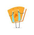 cartoon color book emoji character person vector image vector image