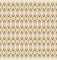 geometric seamless pattern texture neutral calm vector image vector image